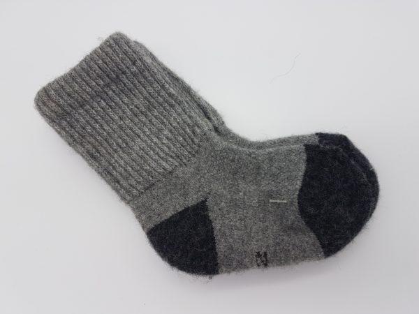 Детские носки из яка
