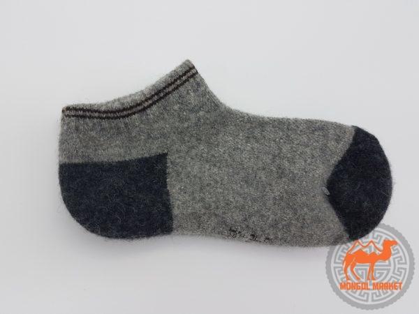 Носки из верблюжьей шерсти Монголия