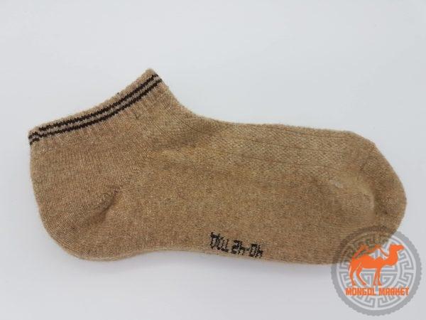 Носки верблюжья шерсть