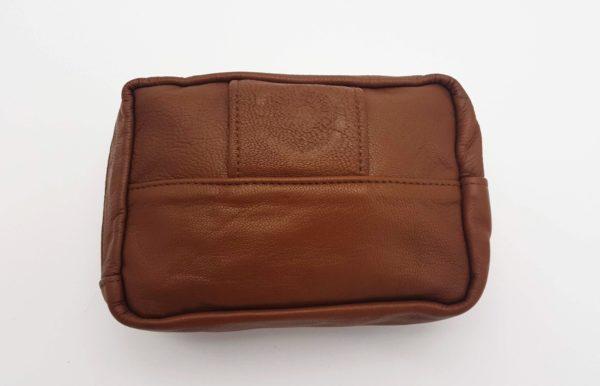 монгольская кожаная сумка на пояс фото