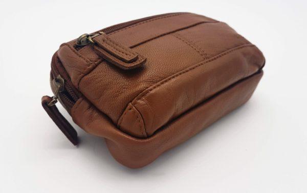 фото сумки на пояс из кожи