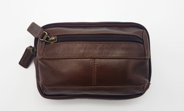 фото коричневой сумки из кожи