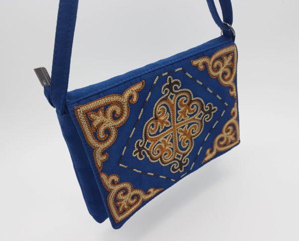 Казахская женская сумка фото
