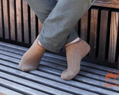 Короткие верблюжьи носки