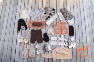 Шерстяные товары из Монголии