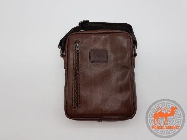 Мужская сумка натуральная кожа