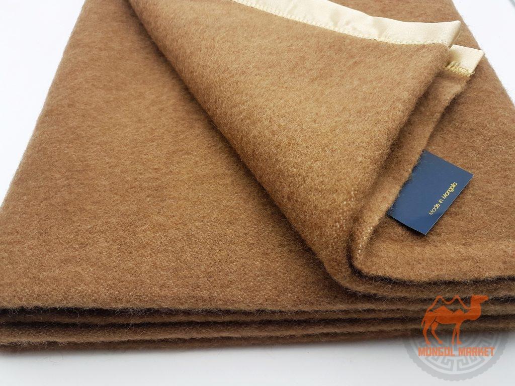 тканое верблюжье одеяло Эрденет