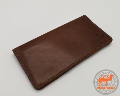 фото коричневый кошелек