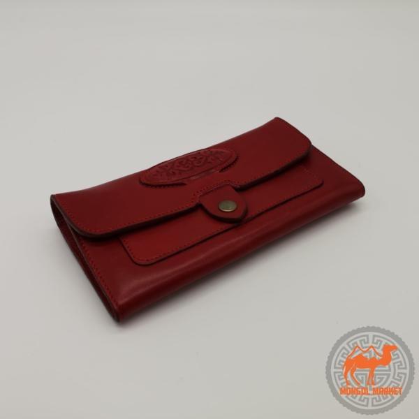 изображения красный женский кошелек