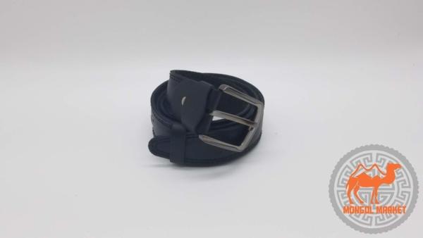 кожаный ремень на брюки