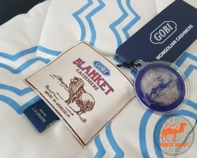 стеганое одеяло бренда gobi фото