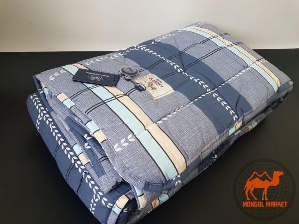 стеганое кашемировое одеяло GOBI фото