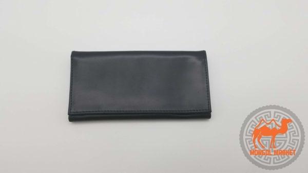 Женский кошелек из натуральной кожи фото