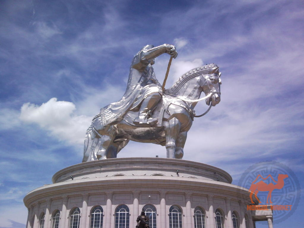 Памятник Чингисхана