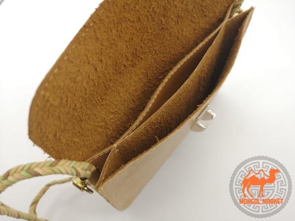 женская кожаная сумка фото
