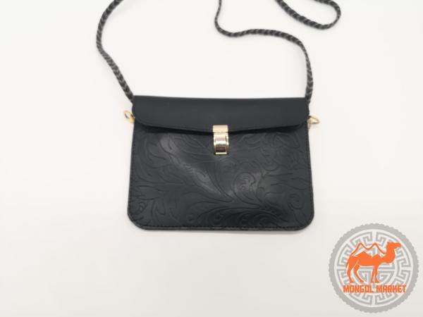 черная маленькая женская сумка фото