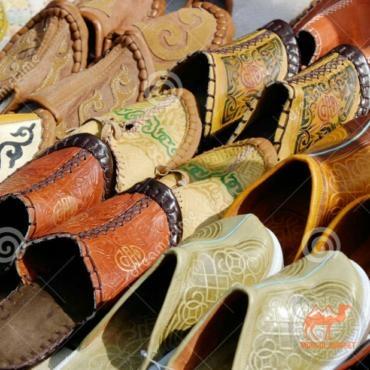 Монгольские тапочки картинки