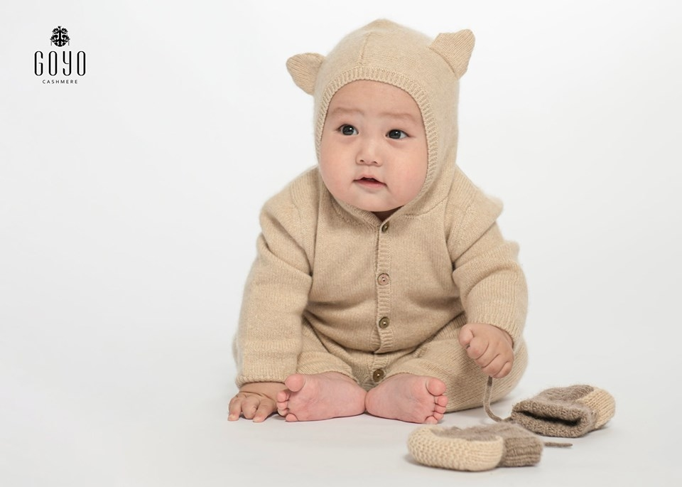 детский кашемир Goyo