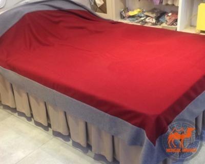 Фото кашемировое одеяло Гоби