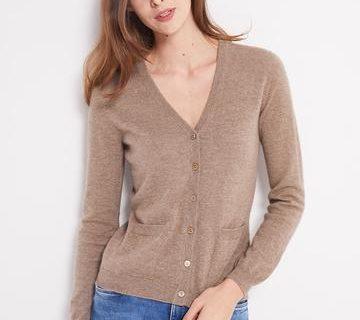 Женский свитер кашемир фото