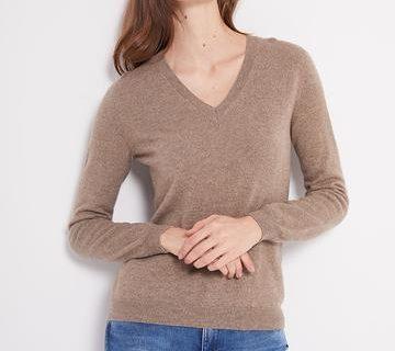 Gobi кашемировый свитер женский