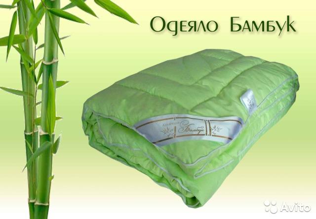 Бамбуковое одеяло фото