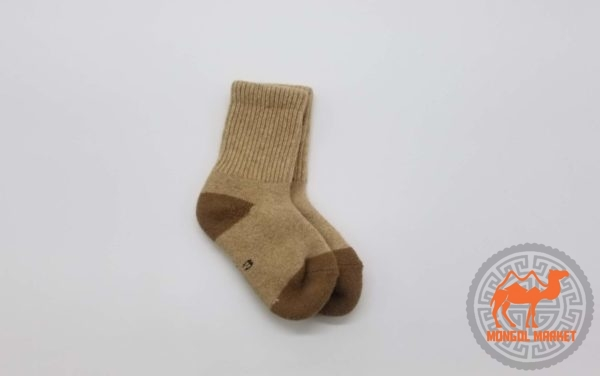 детские носки из верблюжьей шерсти