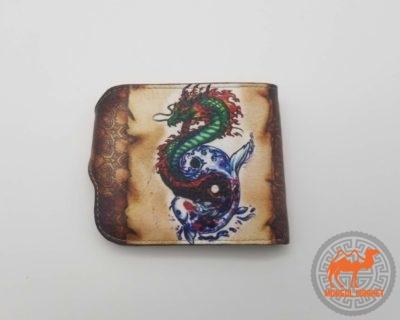 монгольский портмоне