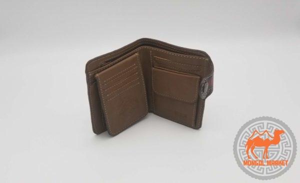 фото портмоне из кожи