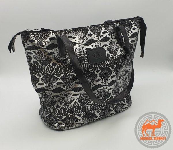 кожаная женская сумка картинка