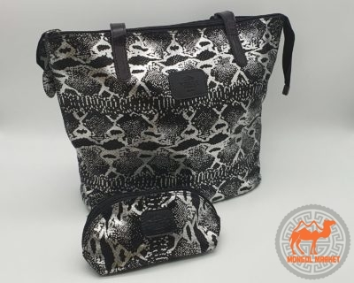 набор сумка с косметичкой
