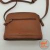 Женская коричневая сумочка фото