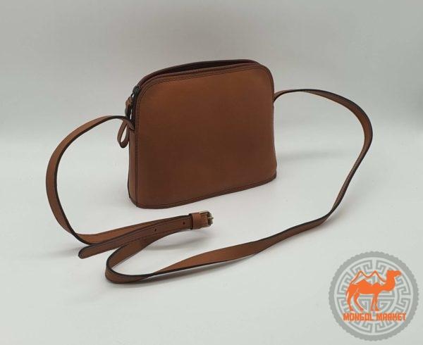 коричневая женская сумка фото