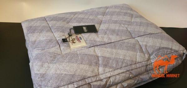 Стеганое кашемировое одеяло Гоби