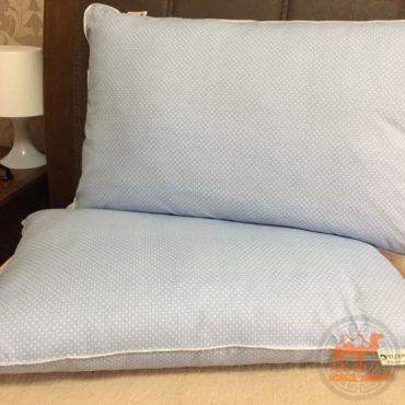 Подушка из 100% шерсти яка