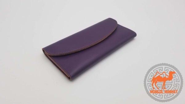 женский раскладной кошелек