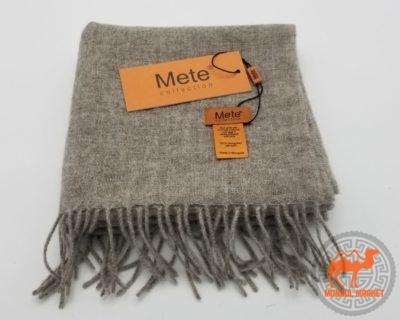 шарфик 100% шерсть яка Мете