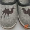 Войлочные тапочки из Монголии картинка