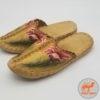 кожаные тапочки из Монголии картинка