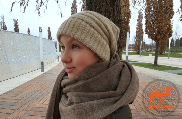 Женская шапка Монголия фото