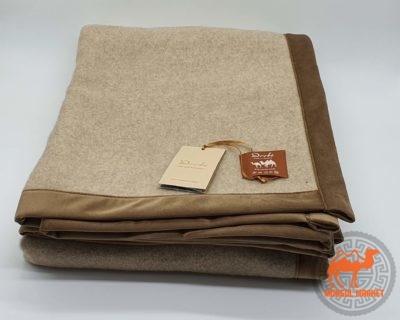 Тканое одеяло из Монгольской верблюжьей шерсти фото