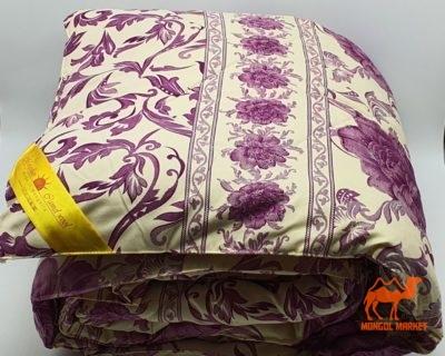 Сеганое верблюжье одеяло