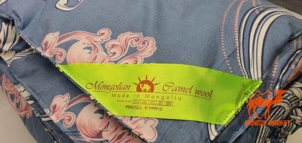 Монгольское одеяло